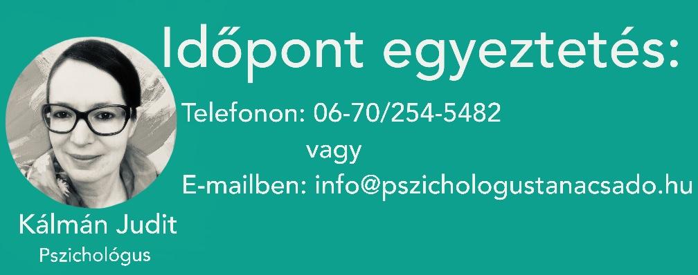 Pszichológus rendelés
